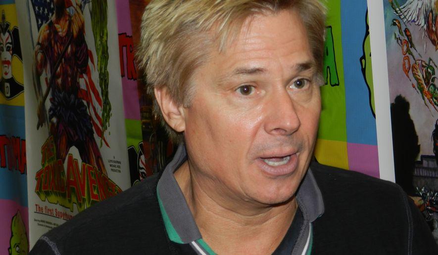 Kato Kaelin.  (Dave Kapp)