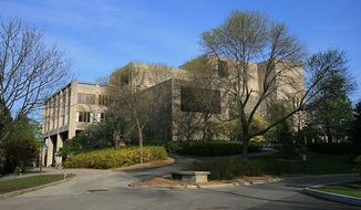 The Norris University Center is the student union of Northwestern University. (Wikipedia)