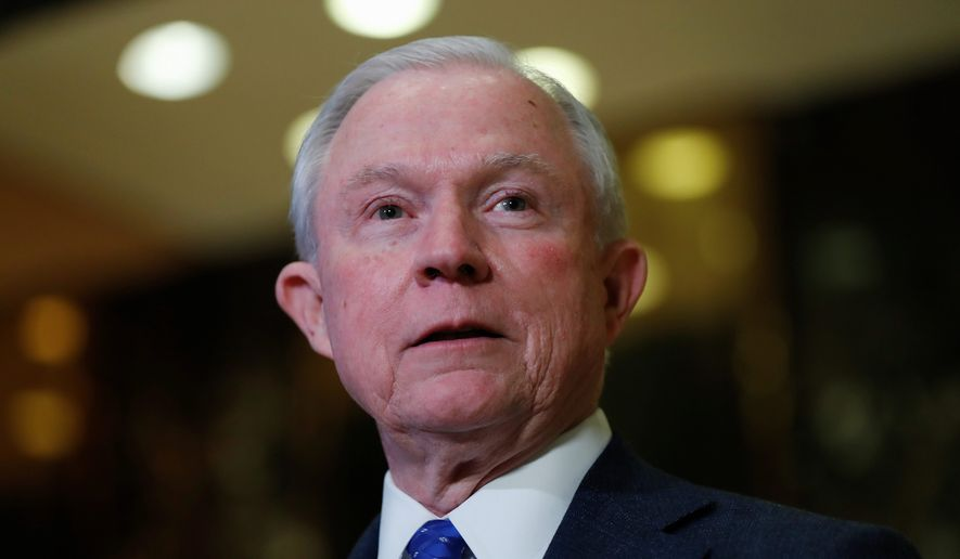 The record of Attorney General-designate Jeff Sessions is set to come under scrutiny Tuesday at the start of a confirmation hearing before the Senate Judiciary Committee. (Associated Press)
