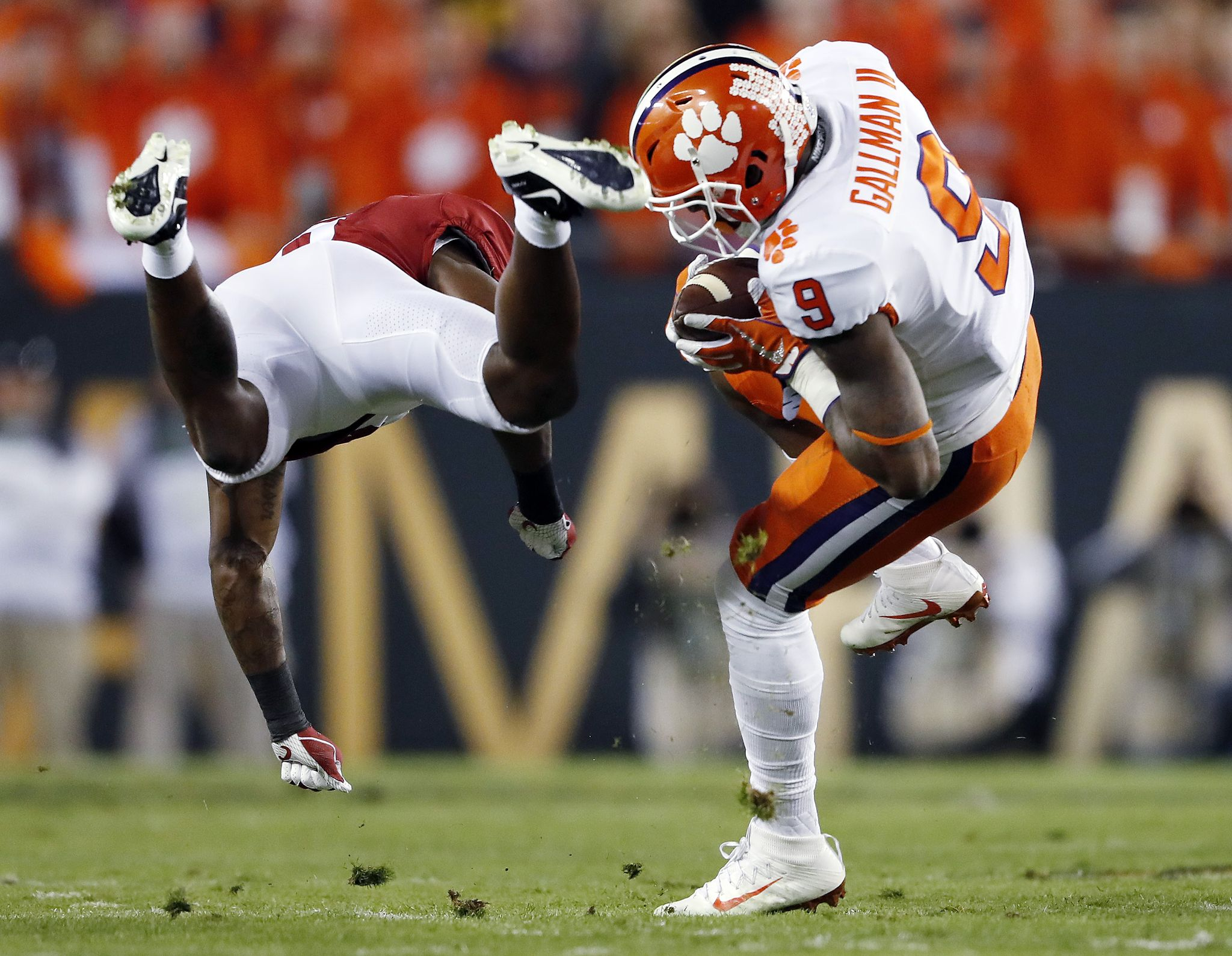LOVERRO: The college game, like the NFL, has a concussion problem