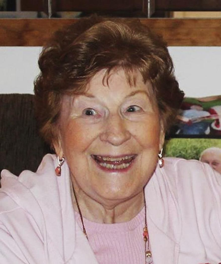 "This undated photo provided by Cat Doyle at the Catholic Church of the Transfiguration shows Olga Woltering of Marietta, Ga. The devout Catholic woman who lived in Georgia was among those killed in the Fort Lauderdale, Fla., airport shooting on Friday, Jan. 6, 2017. That's according to her church, which confirmed the death of Olga Woltering in a statement on its website Saturday, the day after the attack. The Catholic Church of the Transfiguration said the native English woman who had long lived in the Atlanta suburb of Marietta ""was so charming, calling everybody 'Lovey' or 'Love' in her unmistakable British accent."" (Tim Woltering/Cat Doyle of Catholic Church of the Transfiguration via AP)"