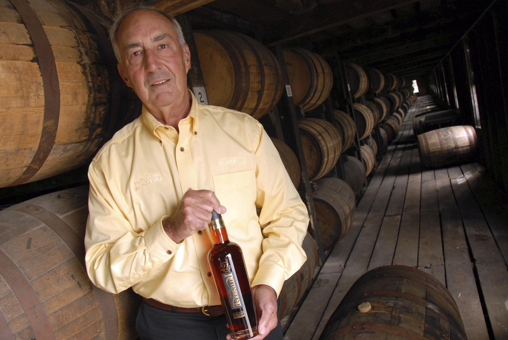 Parker Beam, master distiller of Kentucky bourbon, dies