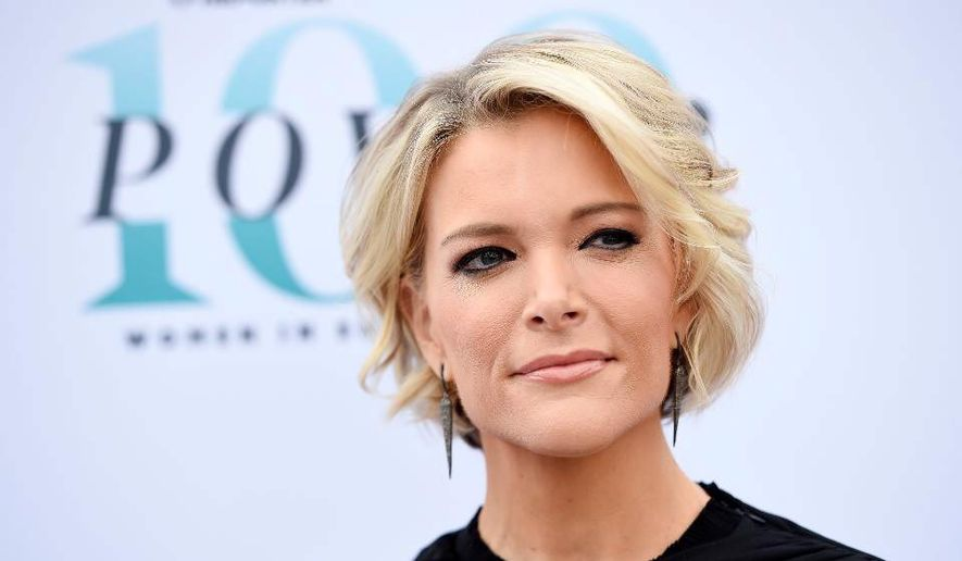 Megyn Kelly's fans may not follow her from Fox News to NBC, a new poll finds, adding that ardent Republicans may simple turn away. (Associated Press) ** FILE **