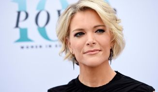Outgoing Fox News anchor Megyn Kelly. (Photo by Chris Pizzello/Invision/AP)