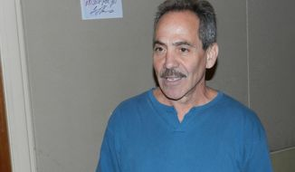 """Actor Larry Thomas, aka """"The Soup Nazi"""" from """"Seinfeld.""""  (Dave Kapp)"""