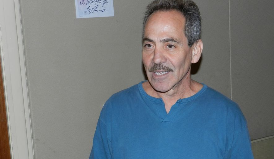 "Actor Larry Thomas, aka ""The Soup Nazi"" from ""Seinfeld.""  (Dave Kapp)"