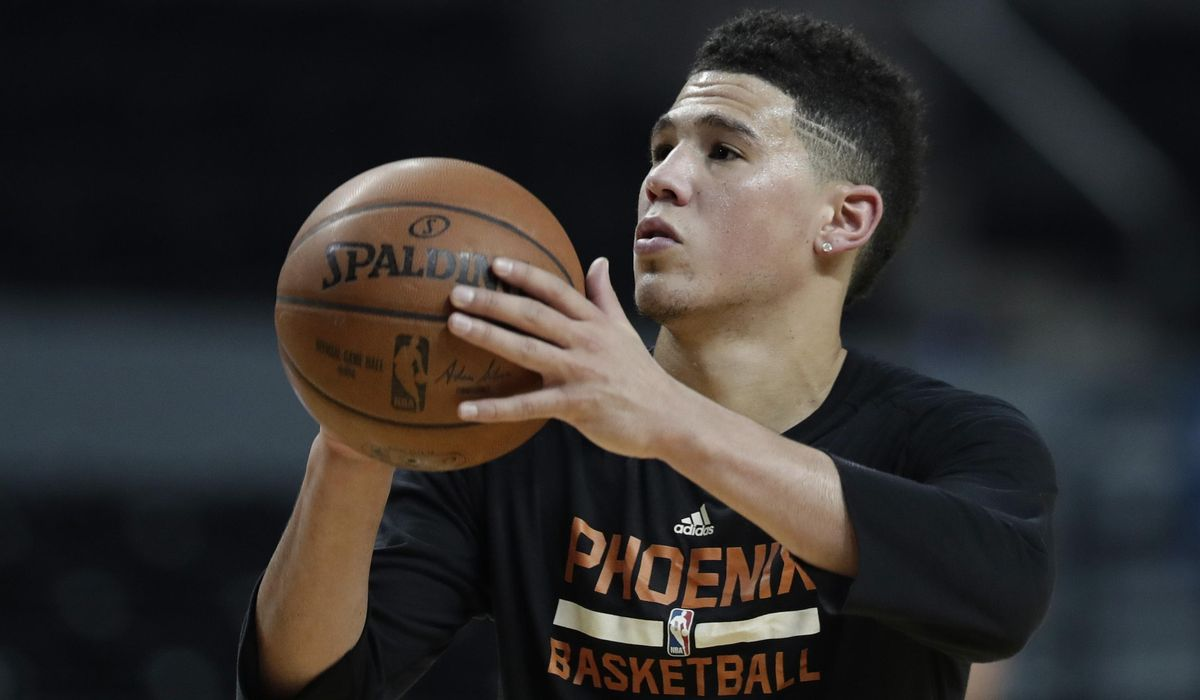 Mexican roots run deep with the Phoenix Suns - Washington Times