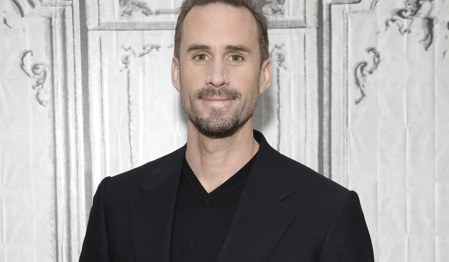 "FILE - In this Feb. 17, 2016 file photo, actor Joseph Fiennes attends AOL's BUILD Speaker Series to discuss the film, ""Risen"" in New York. Fiennes has been cast in Hulu's adaptation of Margaret Atwood's award-winning novel, ""The Handmaid's Tale."" Sky Arts   released a trailer of its upcoming ""Urban Myths"" series on Jan. 11, 2017, which will feature one episode with Fiennes playing Michael Jackson. (Photo by Evan Agostini/Invision/AP, File)"