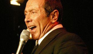 Paul Anka at the 2007 North Sea Jazz Festival (Wikipedia)