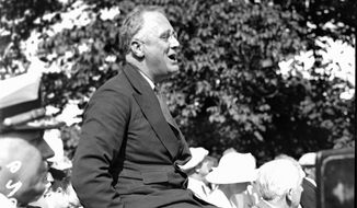 Franklin Delano Roosevelt (Associated Press)