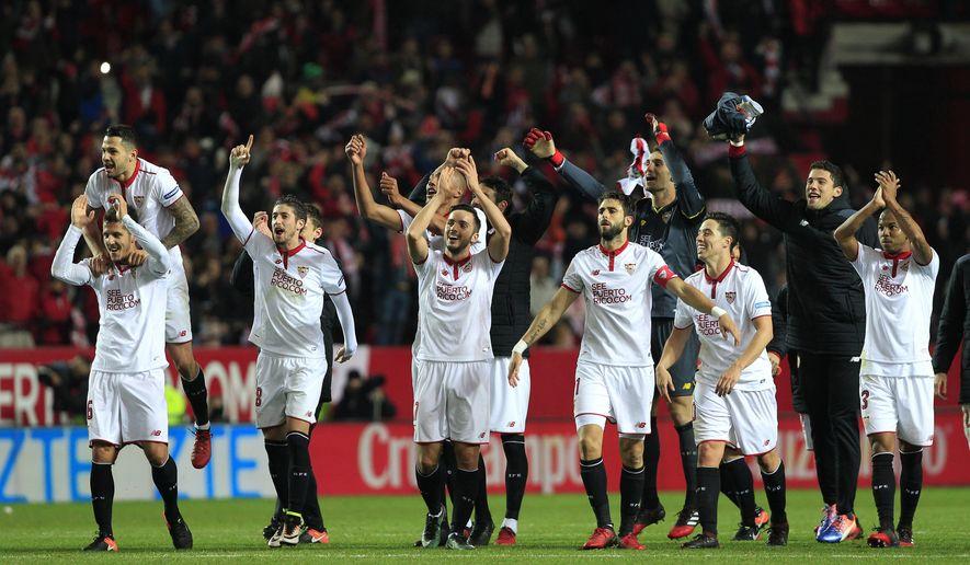 Agen Bola Online - Prediksi Leganes vs Sevilla 11 Maret 2017