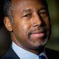 Dr. Ben Carson (Associated Press)