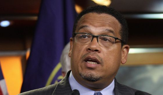Rep. Keith Ellison (Associated Press)