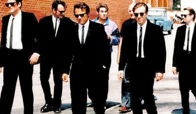 "Reservoir Dogs is a 1992 American crime thriller film that depicts the events before and after a botched diamond heist. The film was the feature-length debut of writer and director Quentin Tarantino, and stars Harvey Keitel, Michael Madsen, Steve Buscemi, Chris Penn, Lawrence Tierney and Tim Roth. Tarantino and criminal-turned-author Edward Bunker have minor roles. It incorporates many themes that have become Tarantino's hallmarks: violent crime, pop culture references, profanity, and nonlinear storytelling. The film has become a classic of independent film and a cult film. It was named ""Greatest Independent Film of all Time"" by Empire. Reservoir Dogs was generally well received, and the cast was praised by many critics. Although it was not given much promotion upon release, the film became a modest success in the United States after grossing $2,832,029, recouping its $1.2 million budget. The film was more successful in the United Kingdom, grossing nearly £6.5 million, and it achieved higher popularity after the success of Tarantino's next film, Pulp Fiction (1994). A soundtrack was released featuring songs used in the film, which are mostly from the 1970s"