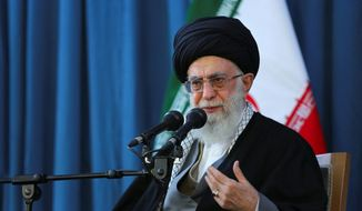 Iran's supreme leader, Ayatollah Ali Khamenei, has ignored President Obama's overtures. (Associated Press)