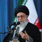 Iran's supreme leader, Ayatollah Ali Khamenei, has ignored President Obama's overtures. (Associated Press)
