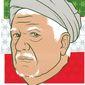 Iranian Terrorist Rafsanjani Illustration by Linas Garsys/The Washington Times