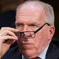 Critics says CIA Director John Brennan, a career intelligence analyst, sharply turned the agency in a leftward direction during his tenure in Langley. (Associated Press)