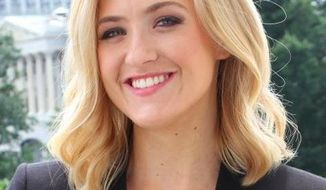 "Catherine Szeltner to host ""EWTN Pro-Life Weekly."" (Twitter screenshot)"