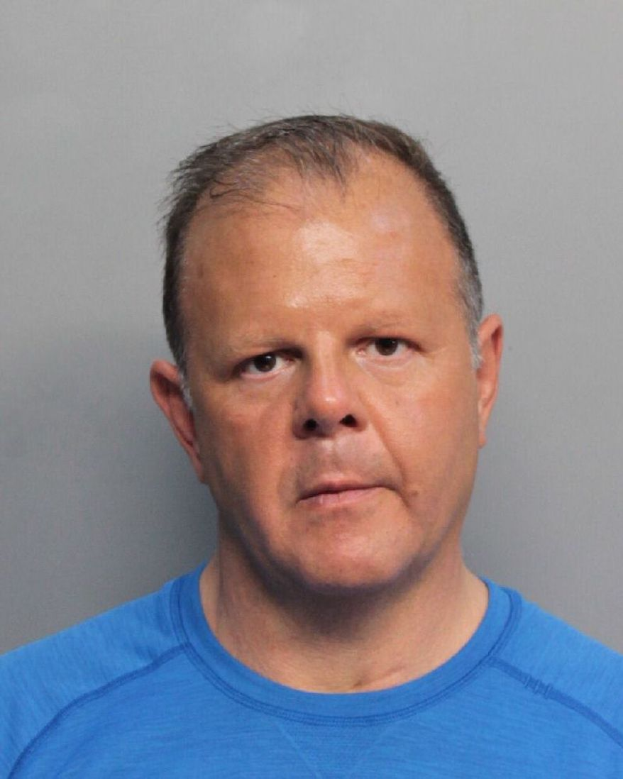Dominic Joseph Puopolo (Miami-Dade Department of Corrections)