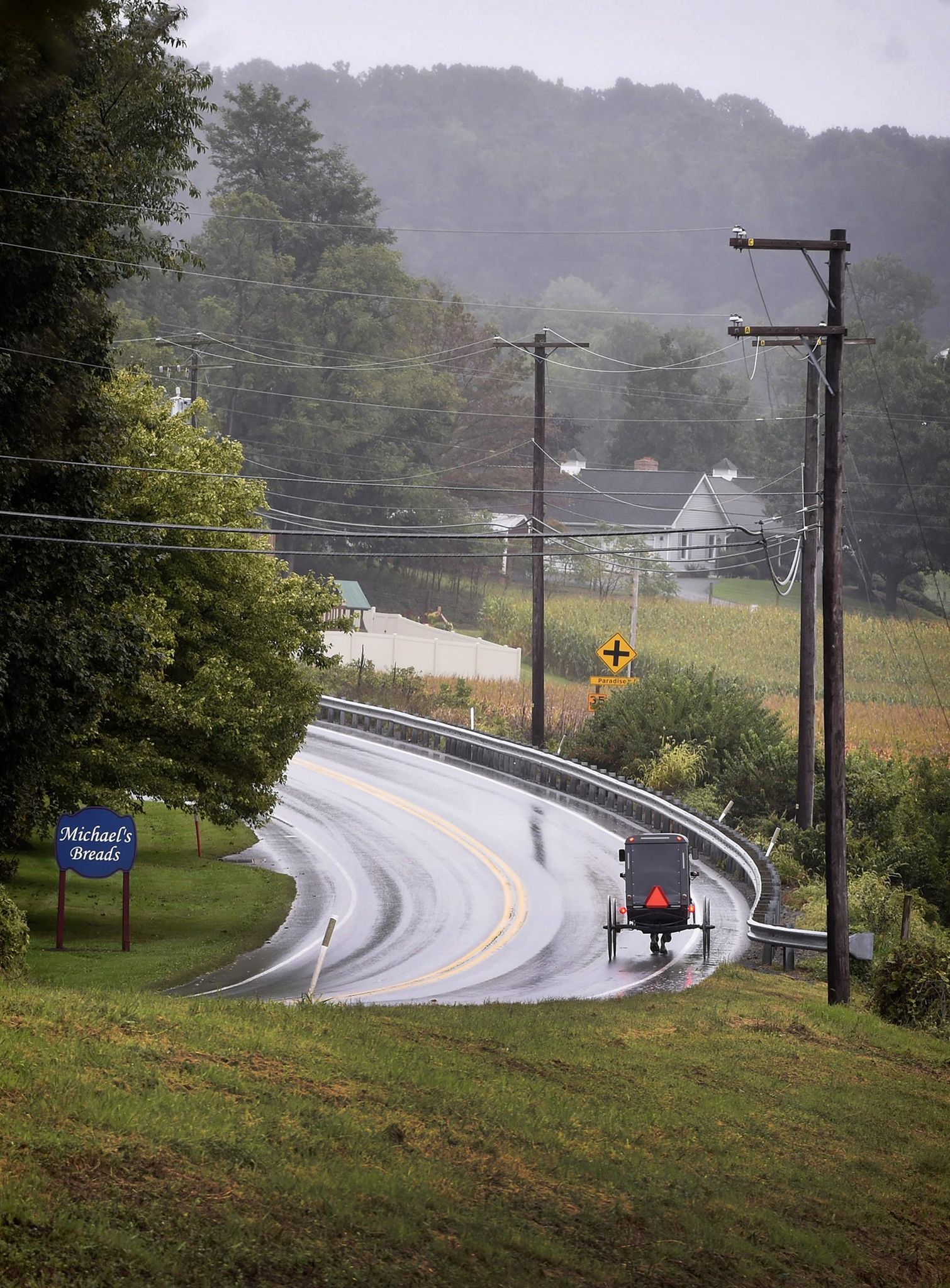 Amish targeted over environmental problems