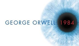 """George Orwell's """"1984"""" landed on Amazon's bestseller list shortly after President Donald Trump was sworn into office. (Cover, """"1984,"""" Signet Classics)"""