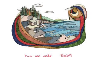 "This cover image released by GNDWIRE Records shows ""Furnace,"" by Dead Man Winter. (GNDWIRE Records via AP)"