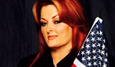 Wynonna Judd has spoken out about sister Ashley Judd's controversial speech attacking President Trump during Saturday's women's march in Washington, D.C. (Twitter/@Wynonna)