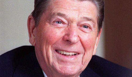 Ronald Reagan (Associated Press) ** FILE **