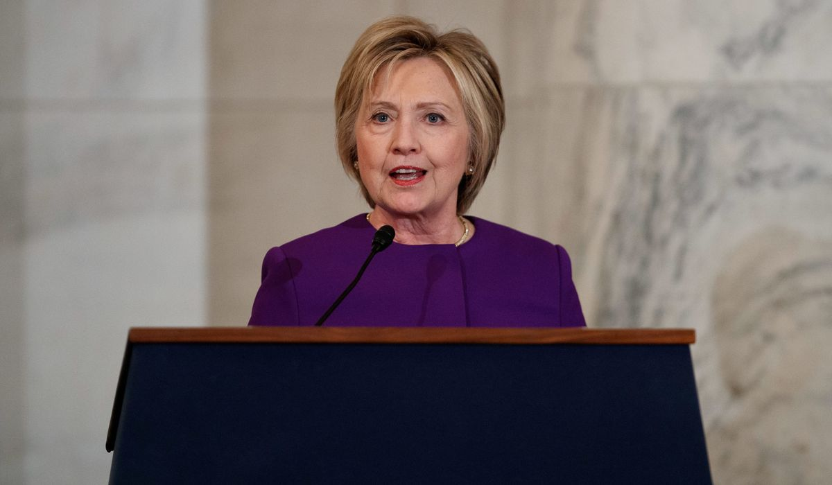 Hillary Clinton received 800,000 votes from noncitizens, bolsters ...