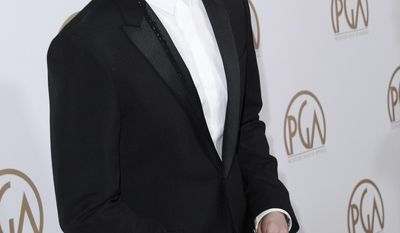 Rami Malek attends the 28th Annual Producers Guild Awards held at the Beverly Hilton Hotel on Saturday, Jan. 28, 2017, in Beverly Hills, Calif. (Photo by Richard Shotwell/Invision/AP)