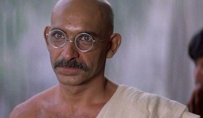 Ben Kingsley as Mahatma Gandhi - Best Actor (1982)