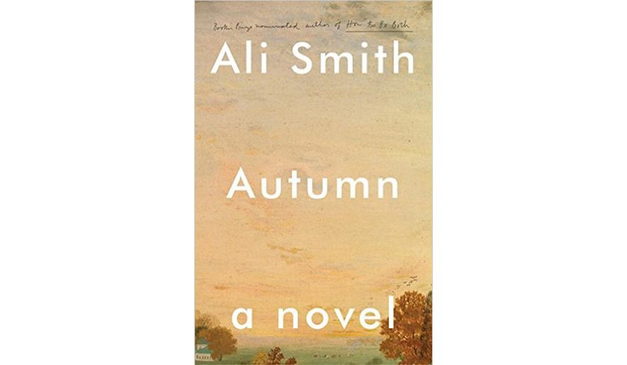 Book review autumn a novel washington times fandeluxe Gallery