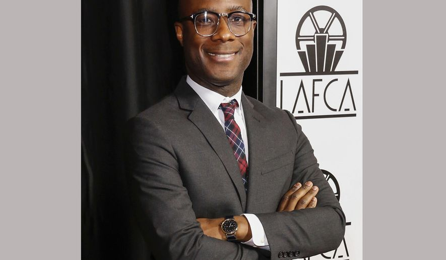 "FILE - This Jan. 14, 2017 file photo shows Barry Jenkins at the 42nd Annual Los Angeles Film Critics Association Awards in Los Angeles. At the center of this year's Oscars are two filmmakers in their 30s with seemingly limitless careers ahead of them. Jenkins, the 37-year-old director of ""Moonlight,"" and Damien Chazelle, the 32-year-old maker of ""La La Land,"" whose films have 22 nominations between them. (Photo by Willy Sanjuan/Invision/AP, File)"