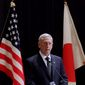 During a diplomatic trip, U.S. Defense Secretary Jim Mattis vowed to maintain a strong U.S. presence in Asia to counter threats posed by China and North Korea. (Associated Press)