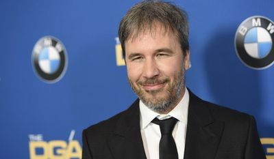 """Denis Villeneuve, director of """"Arrival,"""" poses on the red carpet at the 69th Annual Directors Guild of America Awards at the Beverly Hilton on Saturday, Feb. 4, 2017, in Beverly Hills, Calif. (Photo by Chris Pizzello/Invision/AP)"""