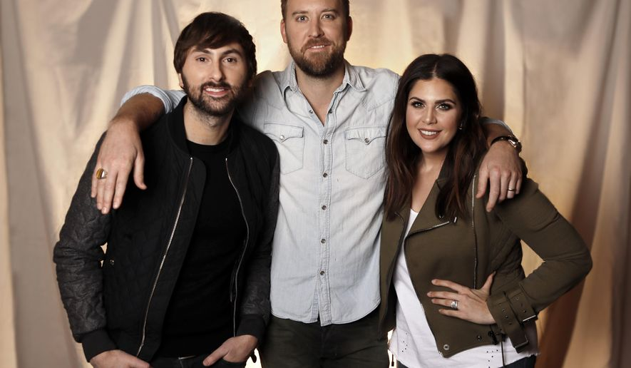 Lady antebellum are they dating