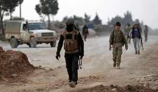 Syrian and Turkish forces have encircled the city of al-Bab, which the Islamic State terror army has been using as a way station to move weapons, soldiers and other crucial supplies into the group's home base in Raqqa. An assault on the group's stronghold may be imminent. (Reuters)