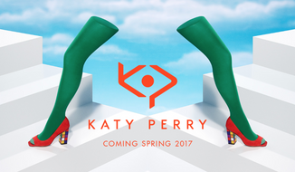 An image from the Katy Perry Collections website is shown here via screen capture. (KatyPerryCollections.com)