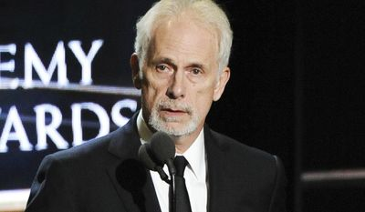"FILE - This Oct. 28, 2016 file photo shows Christopher Guest at the 2016 BAFTA Los Angeles Britannia Awards in Beverly Hills, Calif. Guest, Michael McKean and Rob Reiner joined a federal lawsuit filed by ""This is Spinal Tap"" co-creator Harry Shearer against Vivendi S.A. and its subsidiary StudioCanal in October alleging the companies had fraudulently withheld profits and the rights to the characters from the 1984 film. Reiner directed and narrated the classic satire of a fictional British rock band on the decline. (Photo by Richard Shotwell/Invision/AP, File)"