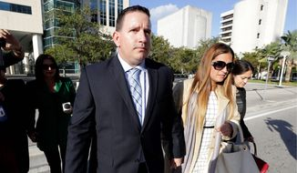 Jurors in the trial of baseball trainer Julio Estrada have been shown that dozens of player documents required for Cuban players to enter the U.S. and negotiate contracts are bogus. (Associated Press)