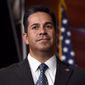 Rep. Ben Ray Lujan, New Mexico Democrat (Associated Press) **FILE**