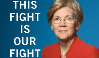 Sen. Elizabeth Warren has a new book due in mid-April. (Henry Holt)
