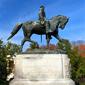 Robert E. Lee statue in Lee Park in Charlottesville, Va. (Charlottesville.org) ** FILE **
