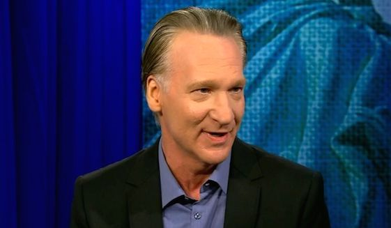 "HBO ""Real Time"" host Bill Maher. (CNN screenshot)"