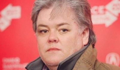 Comedienne Rosie O'Donnell changed her Twitter profile photo to resemble White House adviser Steve Bannon. (Image: https://twitter.com/Rosie)