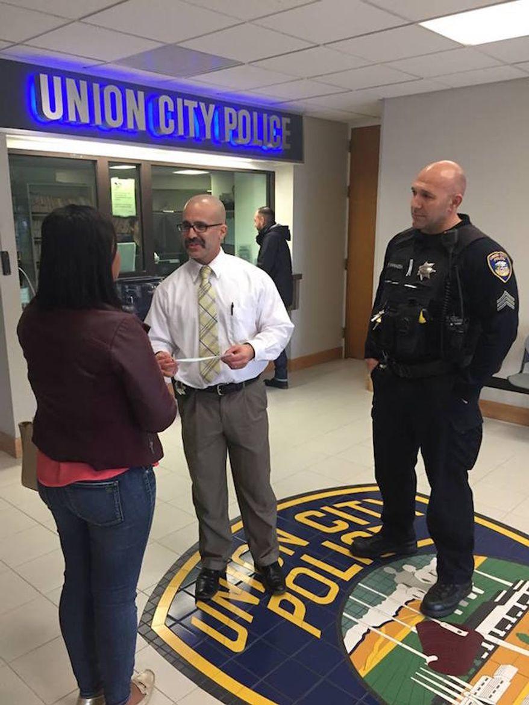 Union City Police Department jpg - Washington Times