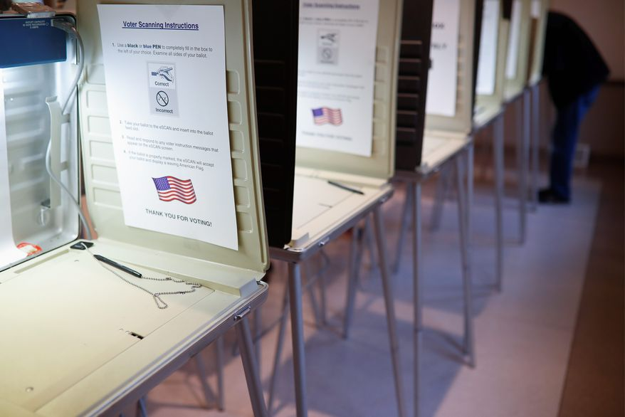 A 2014 study says noncitizens vote illegally in U.S. elections, and they vote mostly for Democrats, but the liberal media and academia have tried to crush the findings. (Associated Press)