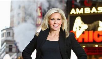 Monica Crowley     Associated Press photo