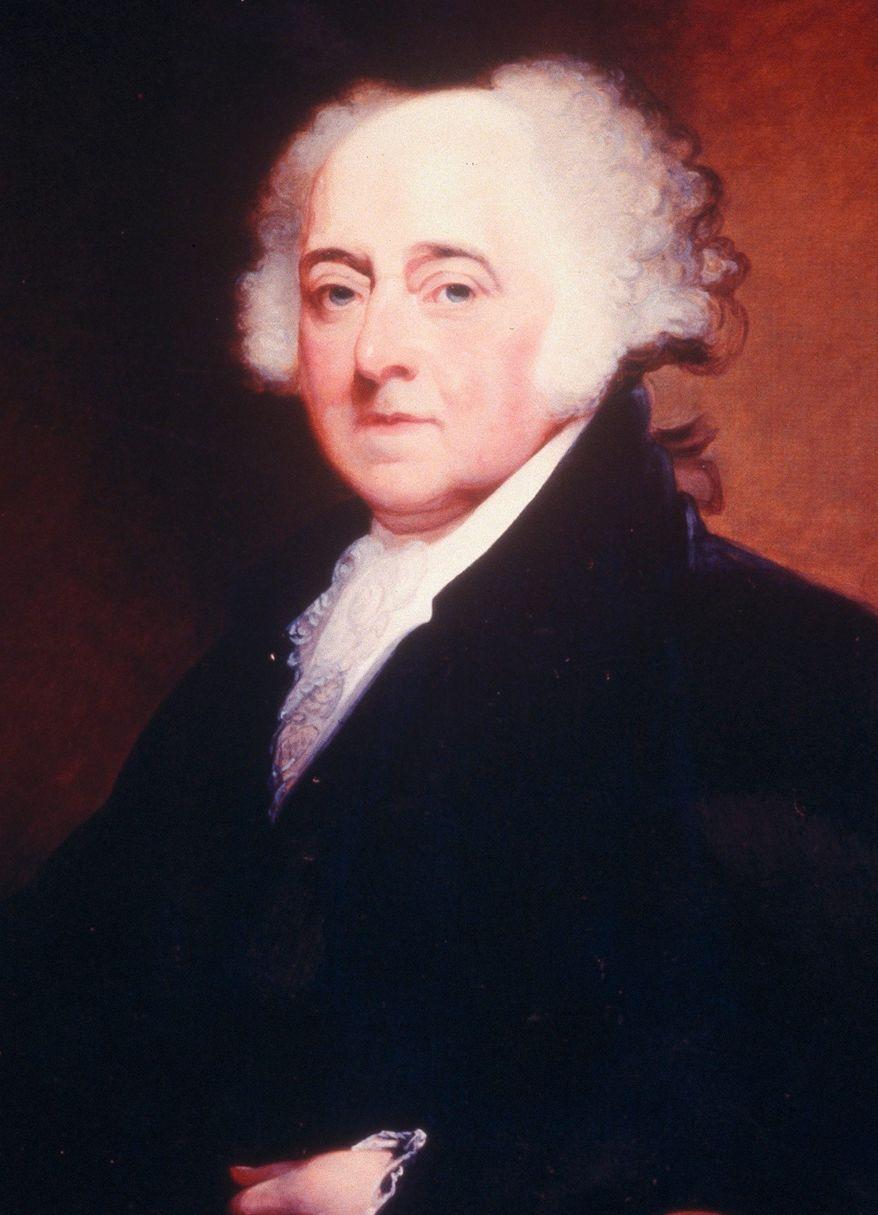 John Adams (Associated Press) ** FILE **